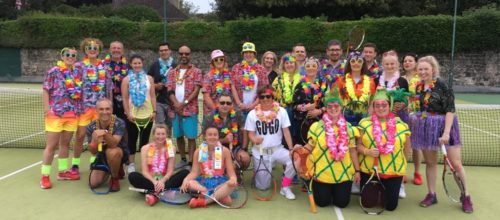 New Members Offer – Anyone for Tennis?